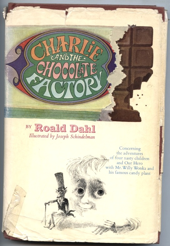 Charlie And The Chocolate Factory by Roald Dahl Published 1964
