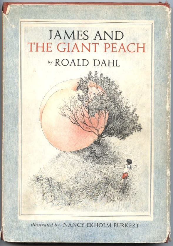 James And The Giant Peach by Roald Dahl Published 1961