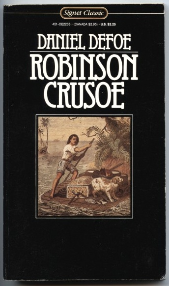 Robinson Crusoe by Daniel Defoe Published 1980
