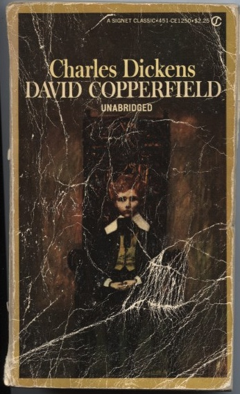 David Copperfield by Charles Dickens Published 1962