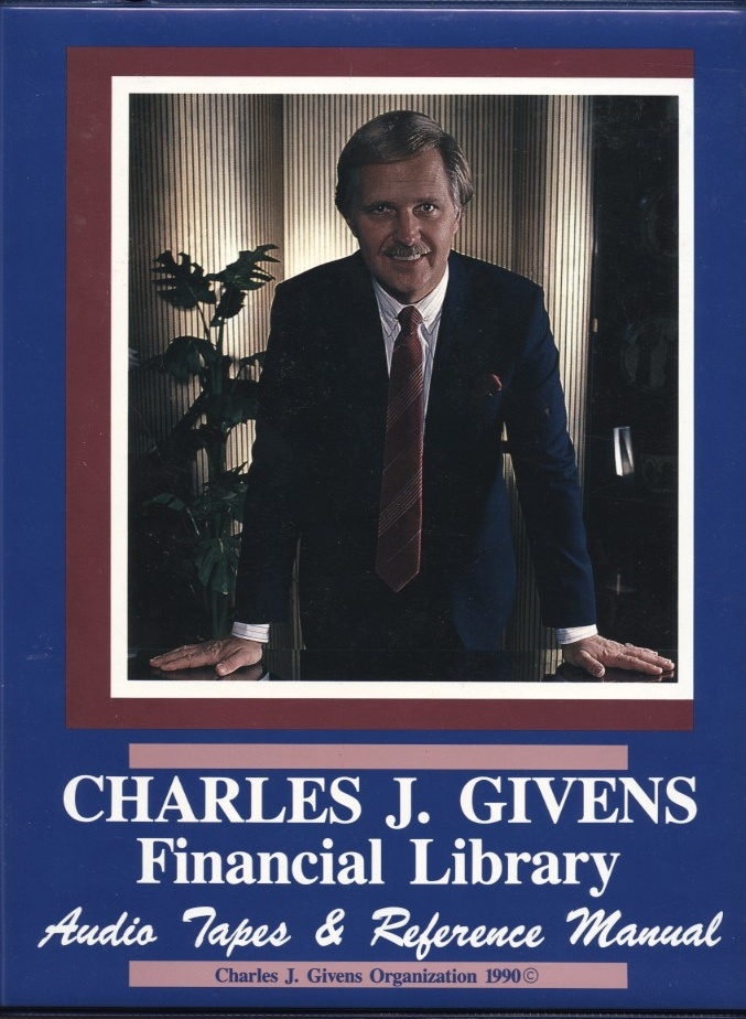 Financial Library by Charles J Givens Published 1995