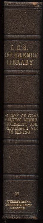 Geology of Coal by I C S Reference Library Published 1900
