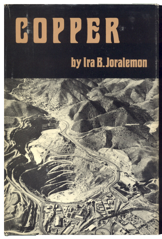 Copper by Ira B Joralemon Published 1973