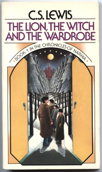 The Lion The Witch and the Wardrobe by C S Lewis Published 1970