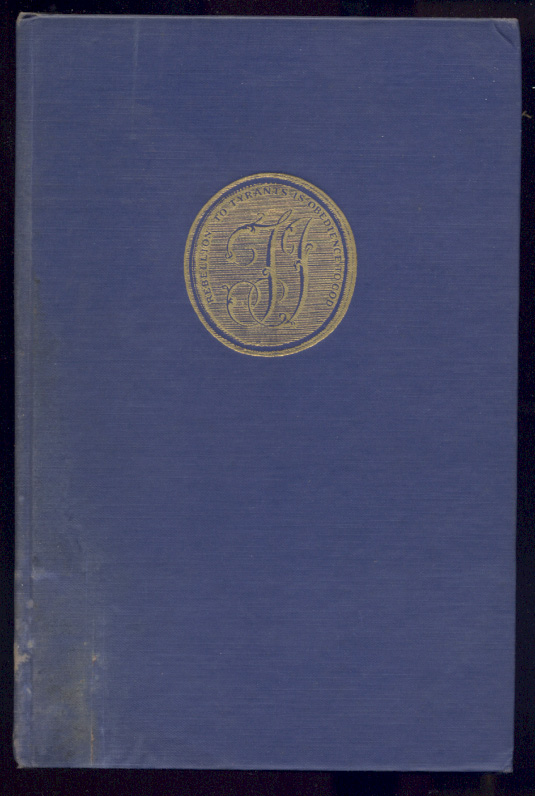 Jefferson and the Right of Man by Dumas Malone Published 1951
