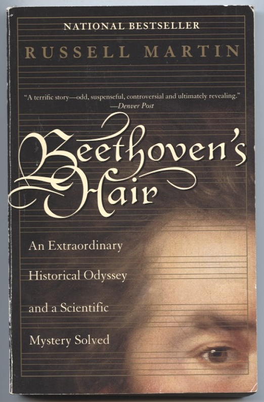 Beethoven's Hair by Russell Martin Published 2000