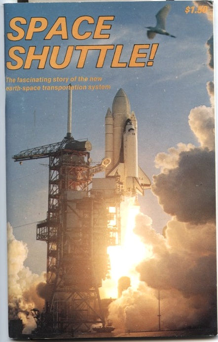 Space Shuttle by George Alexander Published 1982