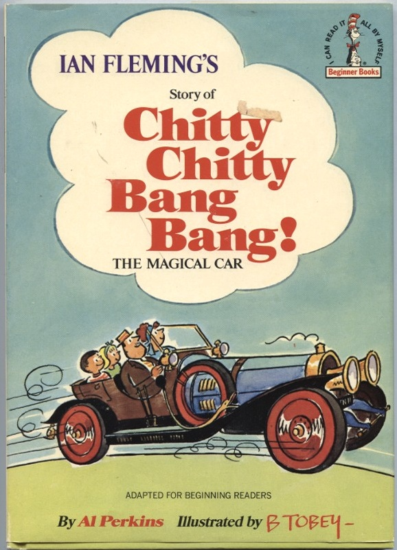Ian Fleming's Story of Chitty Chitty Bang Bang by Al Perkins Published 1968