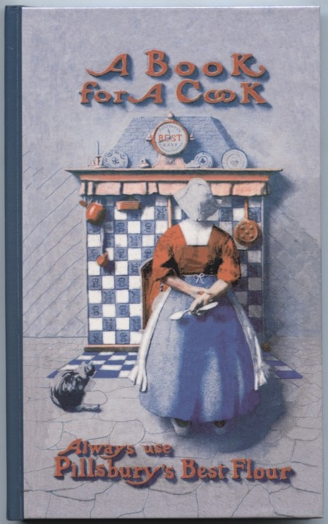 A Book for a Cook by Pilsbury Published 1994