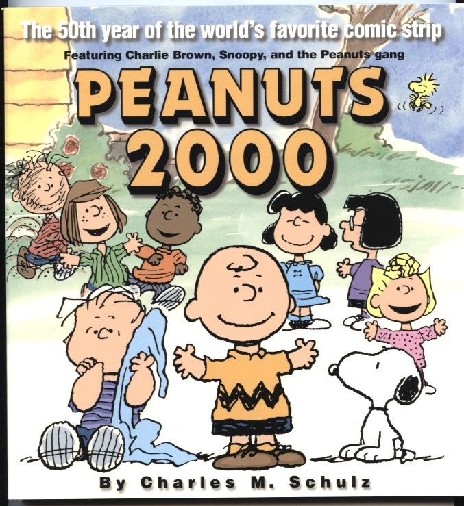 Peanuts 2000 by Charles Schulz Published 2000