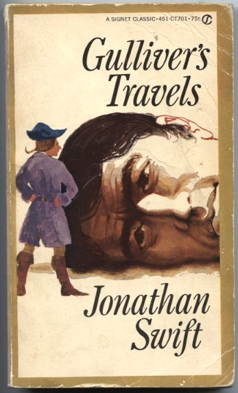 Gulliver's Travels by Jonathan Swift Published 1960