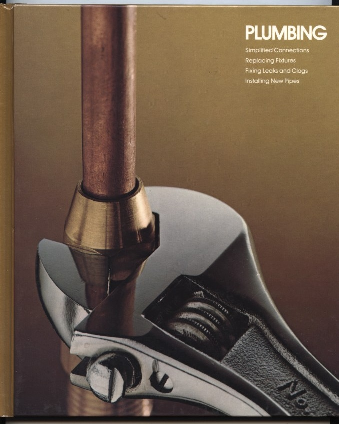 Plumbing by Time Life Published 1979
