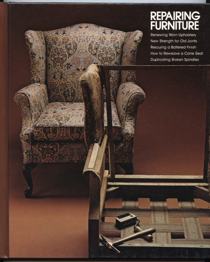 Repairing Furniture by Time Life Published 1980