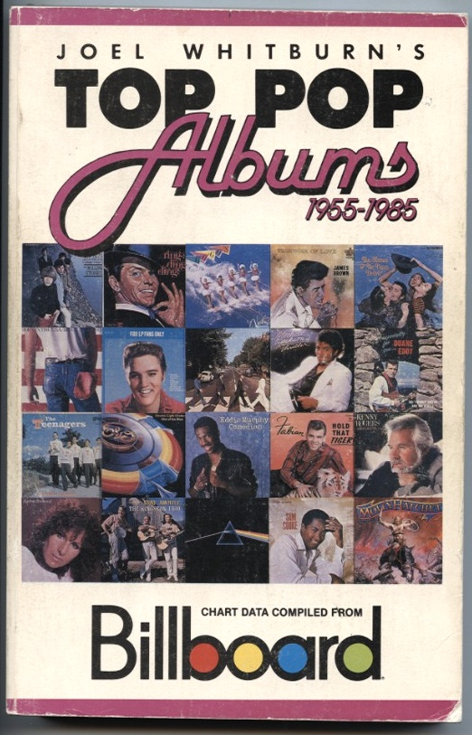Top Pop Albums 1955 - 1985 by Joel Whitburn Published 1985