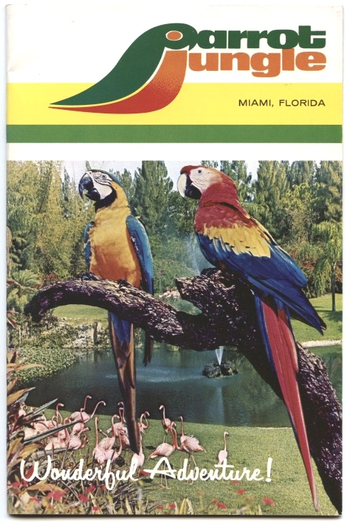 Parrot Jungle by William Vander Wyden Published 1985