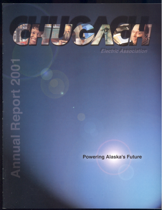 Chugach Electric 2001 Annual Report
