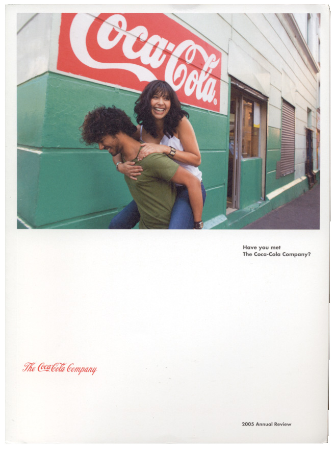 The Coca Cola Company 2005 Annual Report