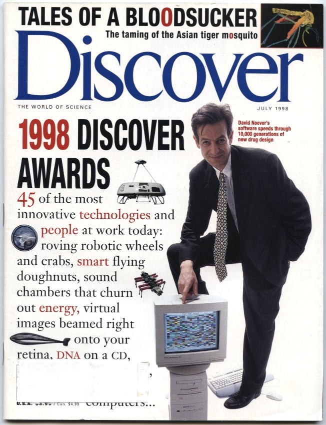 Discover Magazine July 1998