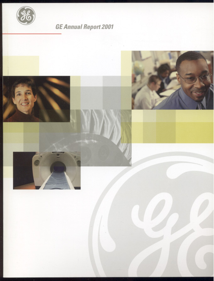 General Electric Company 2001 Annual Report