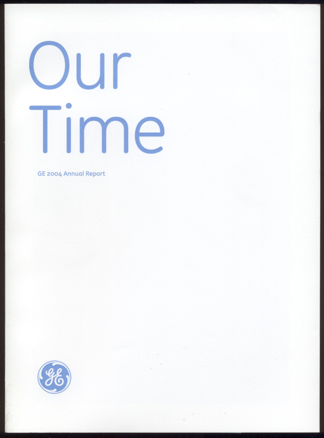 General Electric Company 2004 Annual Report