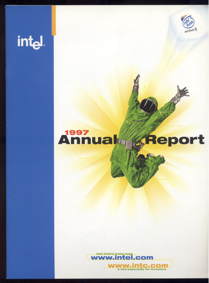 Intel 1997 Annual Report