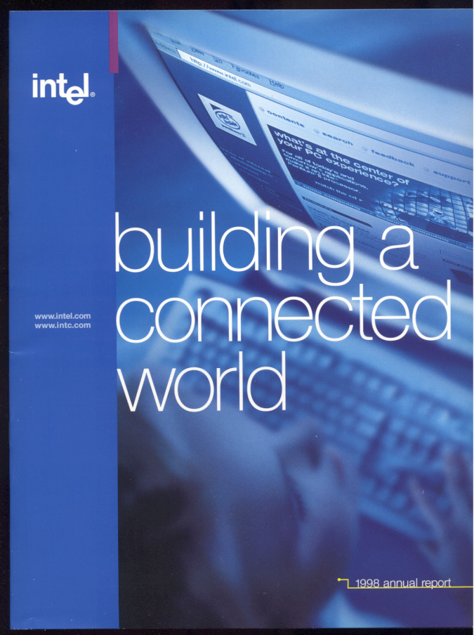 Intel 1998 Annual Report