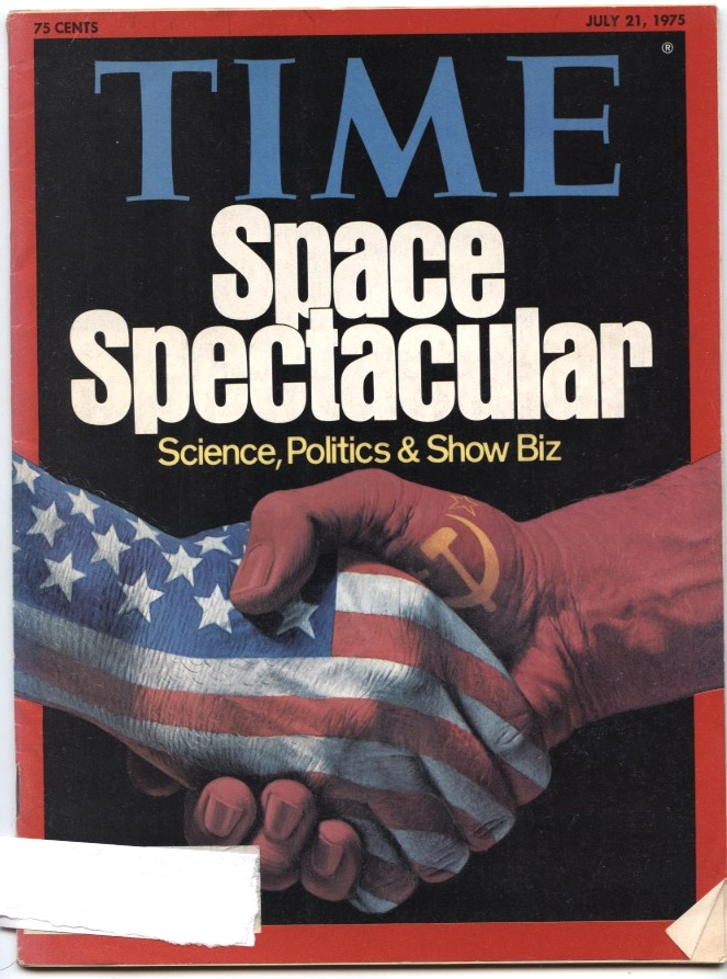 Time Space Spectacular July 21 1775