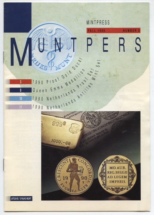 Muntpers Fall 1990