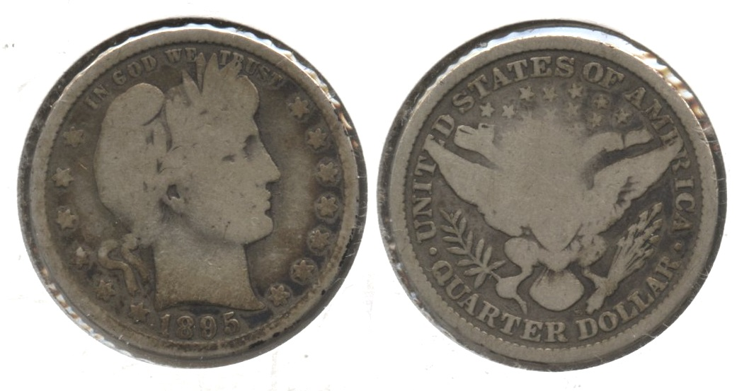1895-S Barber Quarter AG-3