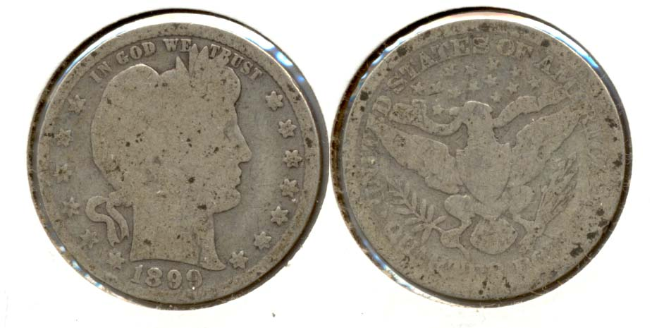1899 Barber Quarter AG-3