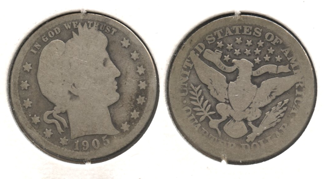 1905 Barber Quarter AG-3 #i
