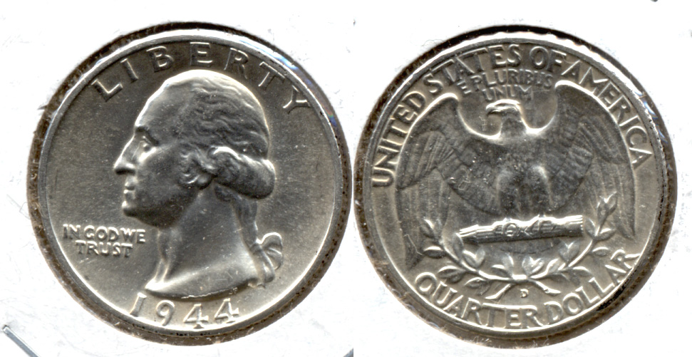 1944-D Washington Quarter MS-63 k