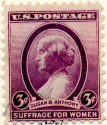 Scott 784 3 Cent Stamp Susan B. Anthony a