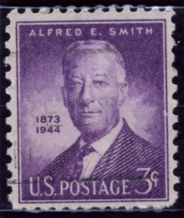 Scott 937 3 Cent Stamp Alfred E Smith