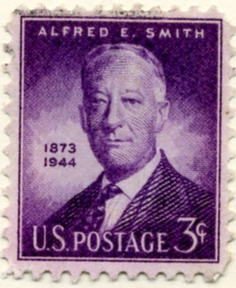 Scott 937 3 Cent Stamp Alfred E Smith a