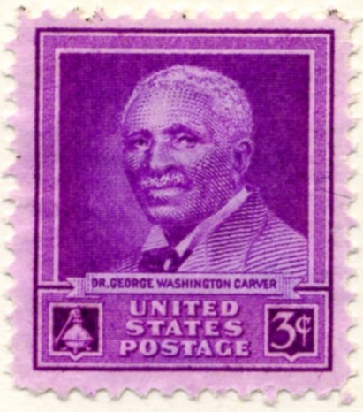 Scott 953 3 Cent Stamp George Washington Carver a