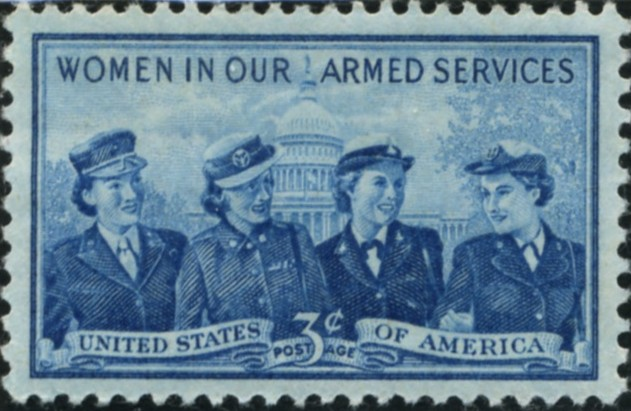 Scott 1013 3 Cent Stamp Women In The Armed Forces