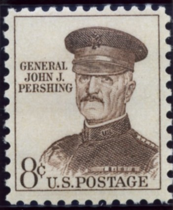 Scott 1042a 8 Cent Stamp John J Pershing
