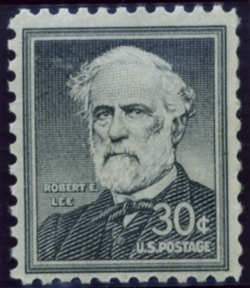 Scott 1049 30 Cent Stamp Robert E Lee