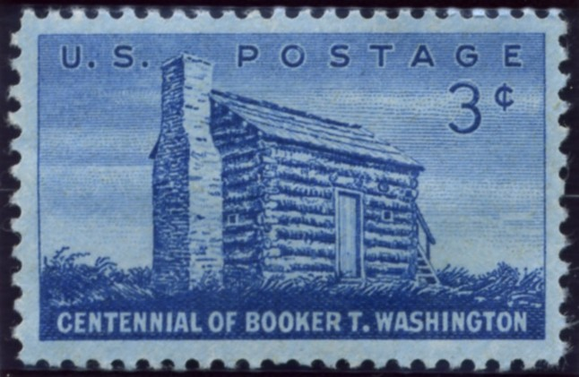 Scott 1074 3 Cent Stamp Booker T Washington