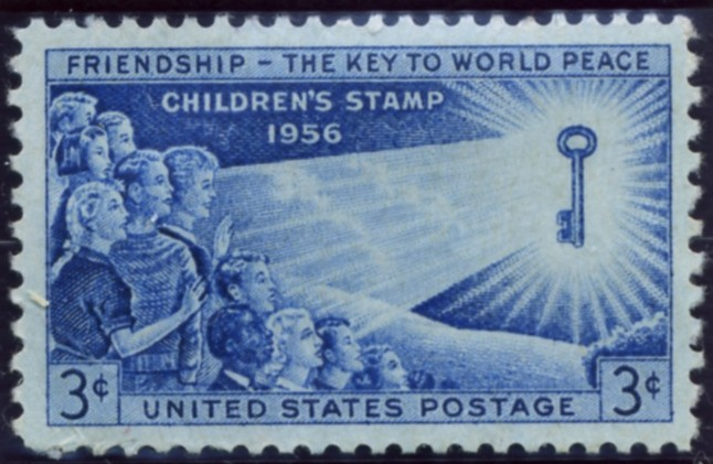 Scott 1085 3 Cent Stamp Children's Stamp