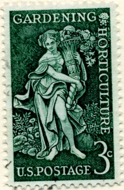 Scott 1100 3 Cent Stamp Gardening and Horticulture a