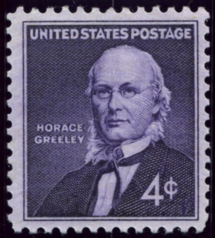 Scott 1177 4 Cent Stamp Horace Greeley