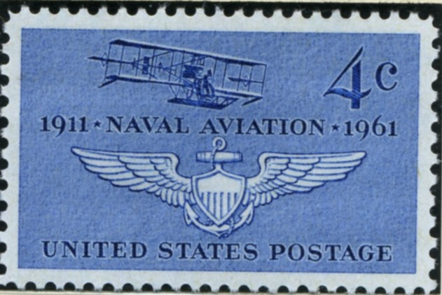 Scott 1185 4 Cent Stamp Naval Aviation