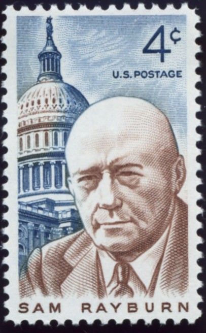 Scott 1202 4 Cent Stamp Sam Rayburn