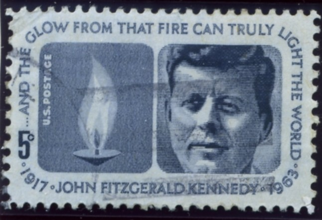 Scott 1246 5 Cent Stamp John F Kennedy