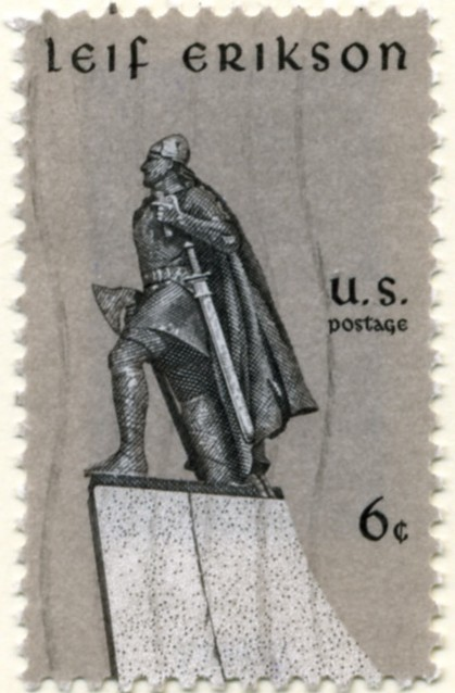 Scott 1359 6 Cent Stamp Leif Erikson