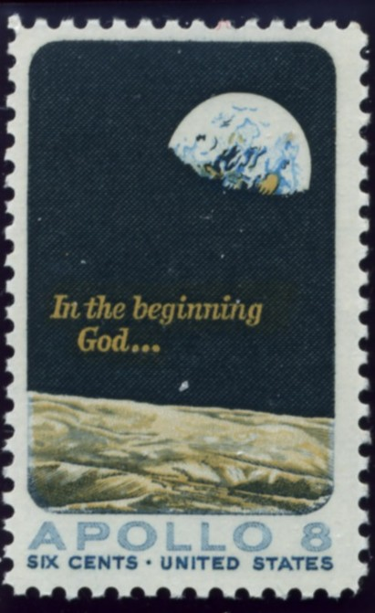Scott 1371 6 Cent Stamp Apollo 8