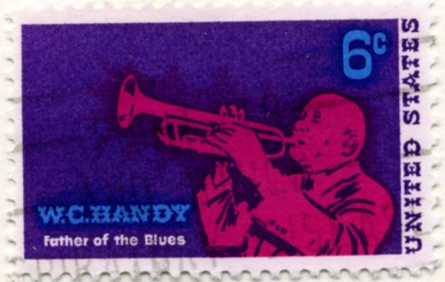 Scott 1372 6 Cent Stamp W C Handy Father of the Blues a