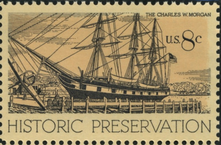 Scott 1441 8 Cent Stamp The Charles W. Morgan